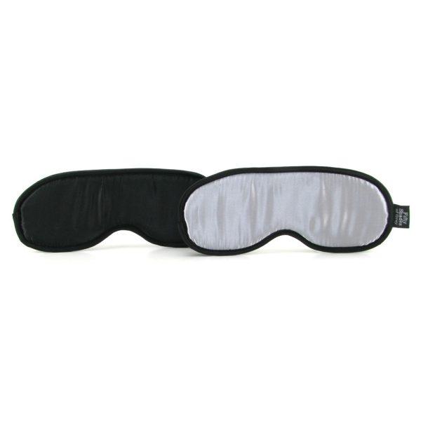 FSoG Fifty Shades No Peeking Soft Twin Blindfold Set