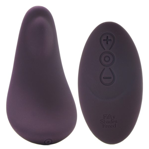 Fifty Shades Freed My Body Blooms Rechargeable Remote Control Knicker Vibrator